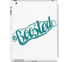 2 Litre Boosted Popbottle - SEAFOAM TEAL BLUE iPad Case/Skin