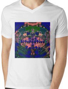 Alternative Facts, dark Mens V-Neck T-Shirt