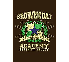 Browncoat Academy Photographic Print