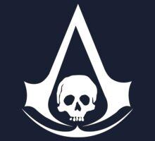 Assassin's Creed IV Black Flag Logo by Ebonrook