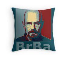 BrBa Hope Throw Pillow