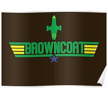 Browncoat Top Gun Poster