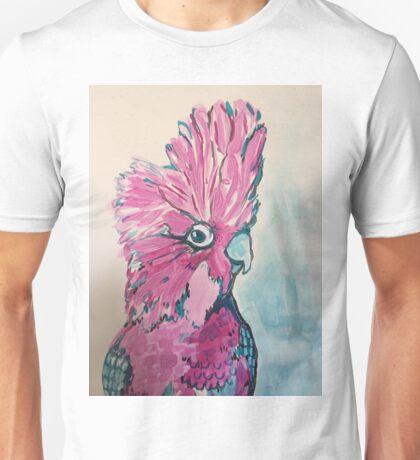 Flamboyant Galah  Unisex T-Shirt