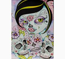 Day of the Dead - Lady Calavera Unisex T-Shirt