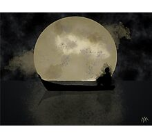 Lonely Night Photographic Print