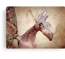 Paper Dragon Canvas Print