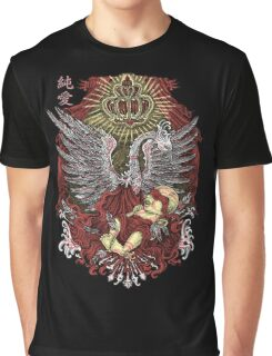The Swan and The Pure Soul Graphic T-Shirt