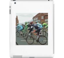 Tour De France, Yorkshire iPad Case/Skin