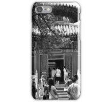 Beijing Temple iPhone Case/Skin