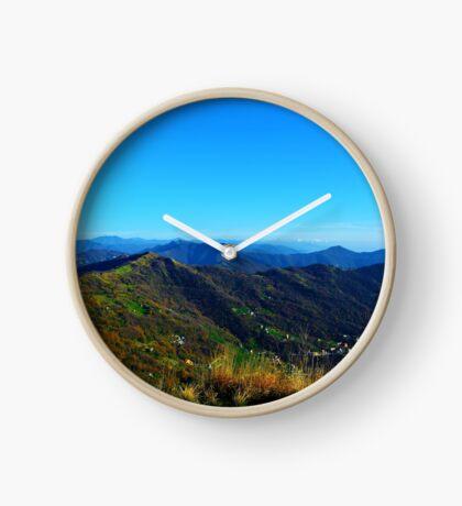 Over the Horizon Clock