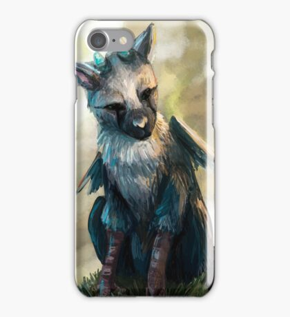 Trico - The Last Guardian iPhone Case/Skin