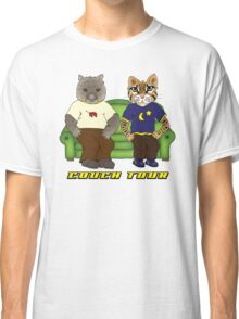 Wombat Ocelot Couch Tour Classic T-Shirt