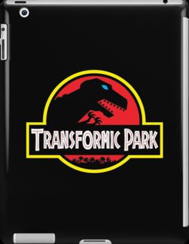 Transformic Park by TedDastickJr