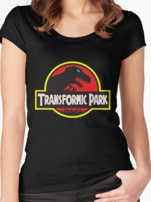 Transformic Park Women's Fitted Scoop T-Shirt