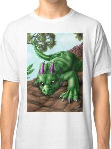 Mint Dragon Classic T-Shirt