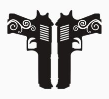 Desert Eagle - Twins by no-doubt