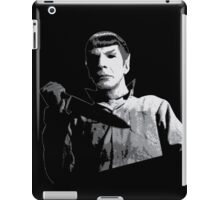 A Most Logical Mask iPad Case/Skin
