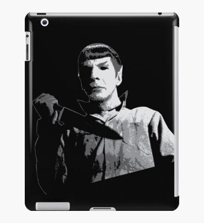 A Most Logical Mask iPad Case/Skin