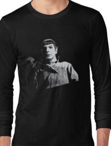 A Most Logical Mask Long Sleeve T-Shirt