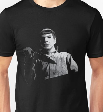 A Most Logical Mask Unisex T-Shirt