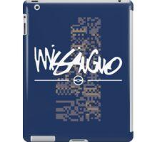 MissingNo Brand iPad Case/Skin