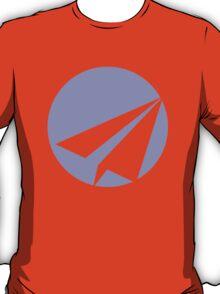 Paper Airplane 82 T-Shirt
