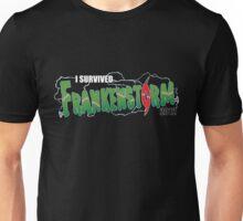 I Survived Frankenstorm Unisex T-Shirt