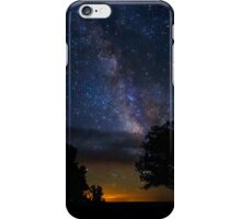 Under The Stars at the Grand Canyon  iPhone Case/Skin