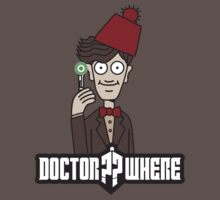Doctor Where Kids Clothes