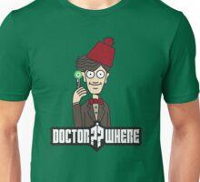 Doctor Where Unisex T-Shirt