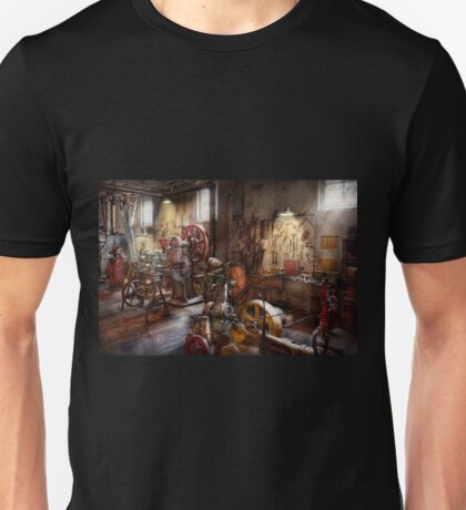 Machinist - A room full of memories  Unisex T-Shirt