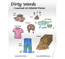 Dirty Words (Part 2) Poster