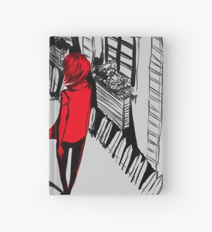 Dead shadow Hardcover Journal