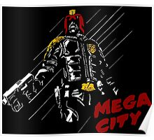 MEGA CITY Poster