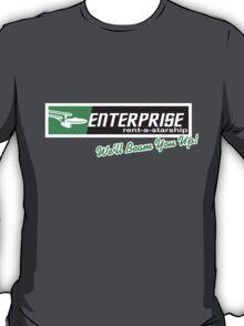 We'll Beam You Up! T-Shirt
