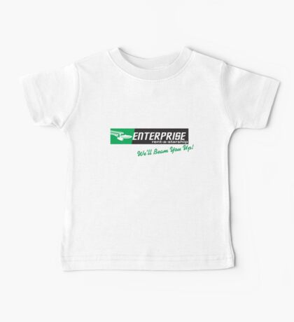We'll Beam You Up! Baby Tee