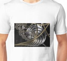 Spatial Construction Unisex T-Shirt
