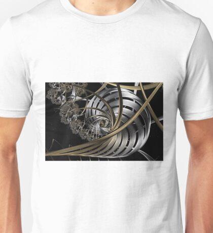 Spatial Construction Unisex T-Shirt