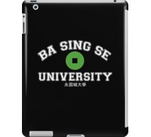 Ba Sing Se University  iPad Case/Skin