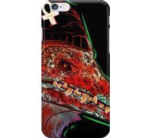Punk Raptor iPhone Case/Skin