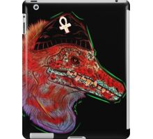 Punk Raptor iPad Case/Skin