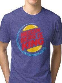 Heisenberg Is King Tri-blend T-Shirt