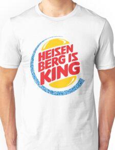 Heisenberg Is King Unisex T-Shirt