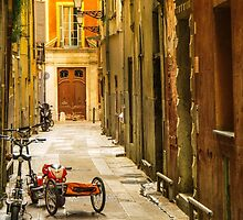 France - City of Nice - Afternoon by Vivienne Gucwa