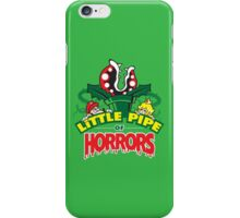 Little Pipe of Horrors iPhone Case/Skin