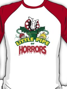 Little Pipe of Horrors T-Shirt