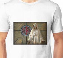 Blessed Virgin Mary Unisex T-Shirt