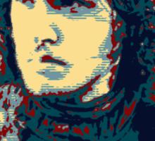 Jon Snow hope Sticker