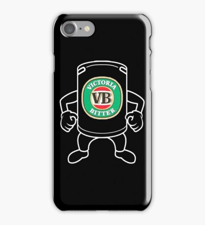 victoria bitter iPhone Case/Skin