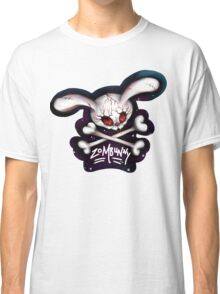 Zombunny - Creepy Zombie Bunny Classic T-Shirt